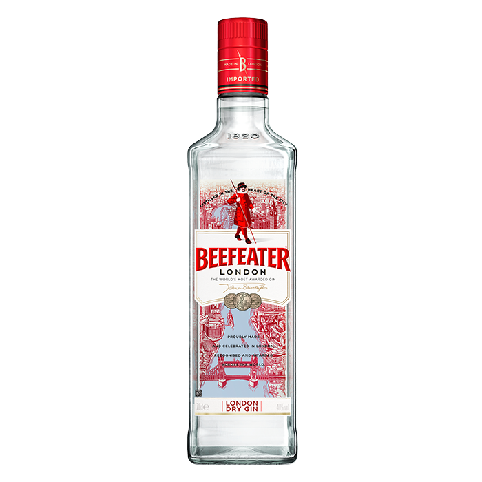 Gin Beefeater dry 40% 0,7L