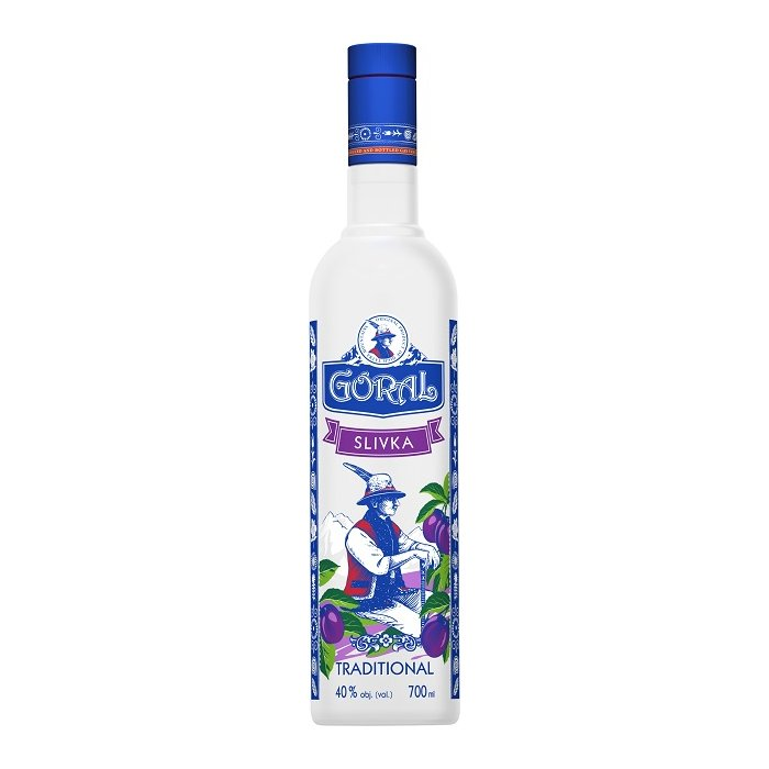 Goral Slivka Traditional 40% 0,7L