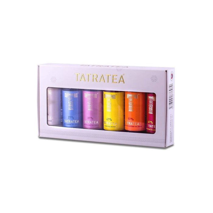 TATRATEA Mini Set 17%-67% 6x0,04L