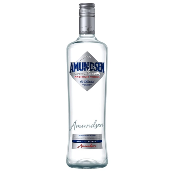 Vodka Amundsen 37,5% 1L